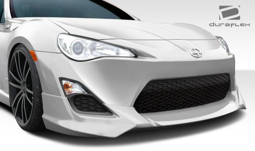Duraflex 108487 2013-2016 Scion FR-S Duraflex X-5 Front Lip Under Spoiler Air Dam - 1