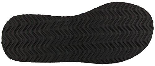 Capelli New York Ladies Stone and Beaded Trim Flip Flops Black Combo xeY3J2CVKC