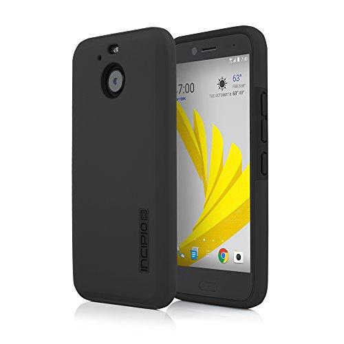 Incipio Cell Phone Case for HTC BOLT - BLACK/BLACK
