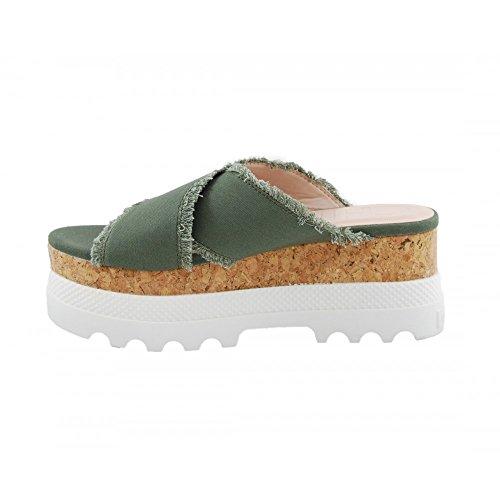 Chaussures Chaussures Kaki 110032 110032 Benavente Kaki Femme Benavente Femme q4tT4Y