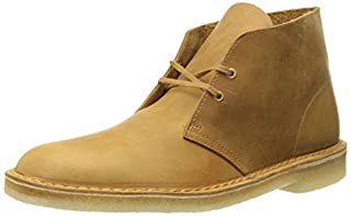 CLARKS Men's Desert Chukka Boot, Mustard, 9 M US (B00MMYND9C) | Amazon price tracker / tracking, Amazon price history charts, Amazon price watches, Amazon price drop alerts