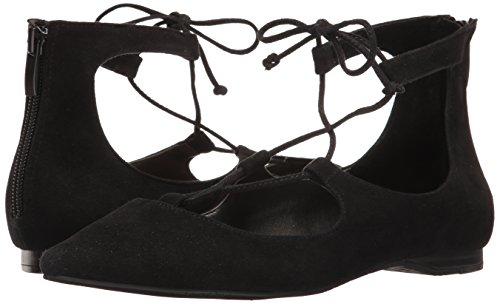 estyn Flat Ballet Tahari Women's Black Ta gxIgEq8t