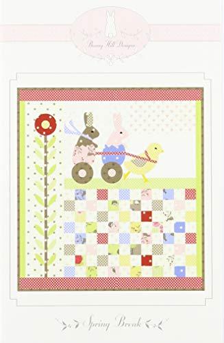 Bunny Hill Designs BHD2132 Spring Break Pattern