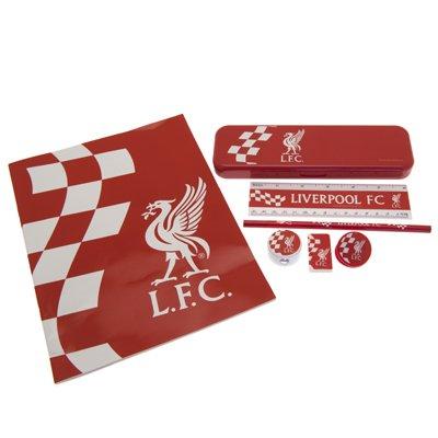 Liverpool F.C. Stationery Box Set Lb (Fc Stationery Set)