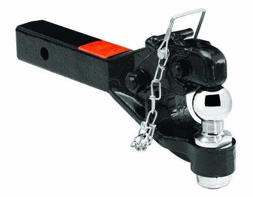 DRAW TITE 63040 Receiver Mount Pintle Hook (Pintle Tite Hook Draw)