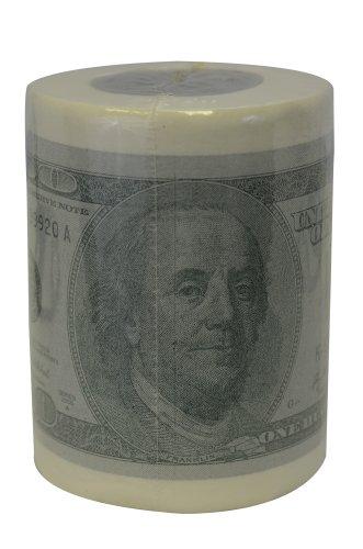 Novelty Toilet Paper (Fairly Odd Novelties USA Money Novelty Toilet Paper)