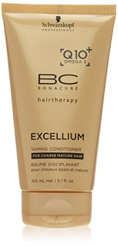 BC Bonacure EXCELLIUM Taming Conditioner with Q10+ Omega-...