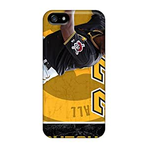 JasonPelletier Iphone 5/5s Best Hard Cell-phone Case Custom Nice Pittsburgh Pirates Pattern [cea7141WcyZ]
