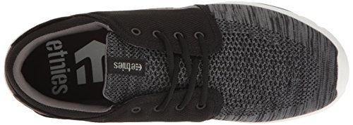 Etnies Men's Scout Yb Skateboarding Shoes Black sPb4sV47I2