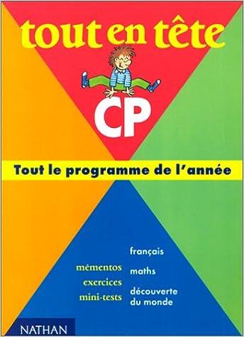 En ligne téléchargement CP. Tout le programme de l'année epub pdf
