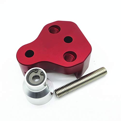 (Bosting Red Valve Spring Compressor Tool for 02-14 Subaru WRX 04-18 STi 512 DOHC)