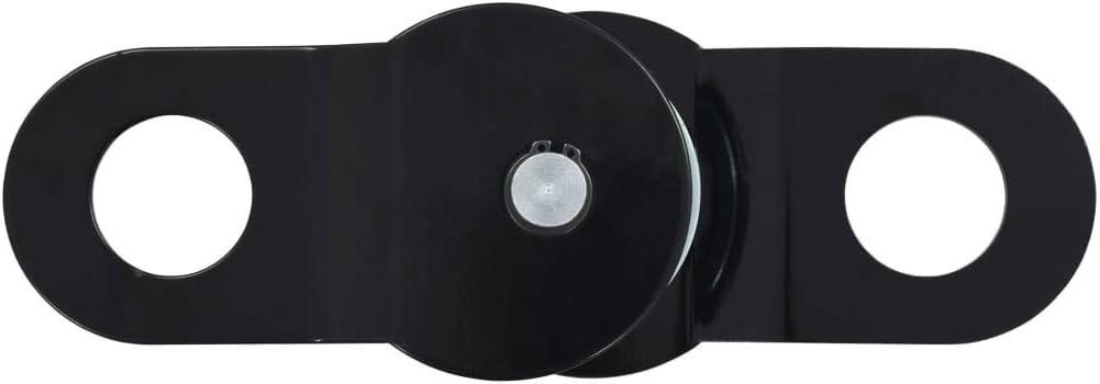 Puleggia Per Verricello Argano In Acciaio 10 T Diametro Della Fune 1-14 mm