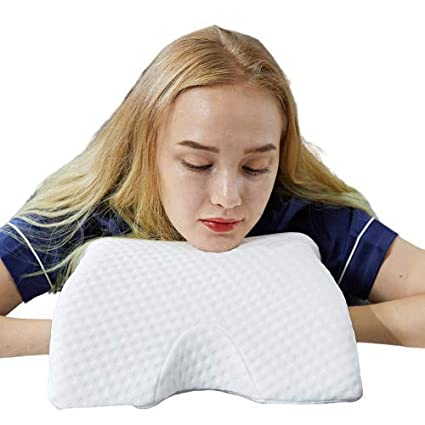 Memory Foam Pillow Anti-pressure Hand Pillow Neck Protection Slow Rebound Beddin