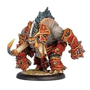 Privateer Press – Hordes – Skorne: Titan Bronzeback Model Kit