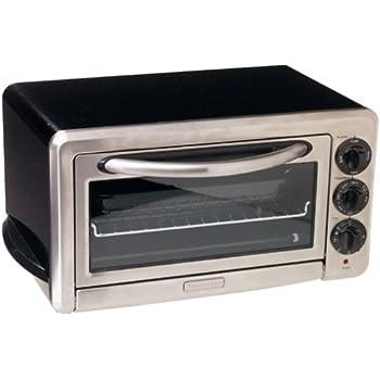 Amazon Com Kitchenaid Kco1005ob 1 2 Cubic Foot 6 Slice