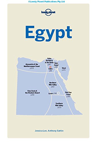 41GB35QT6hL - Lonely Planet Egypt (Travel Guide)