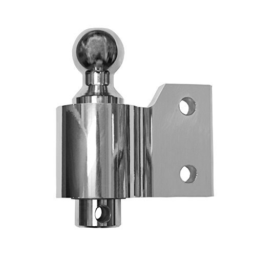 WD Anti-Sway assembly with 2'' ball (incls. housing, ball & friction plate)