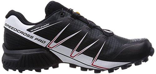 Black Salomon Herren Red Schwarz Pro Traillaufschuhe White Bright Speedcross qwBPXwzA