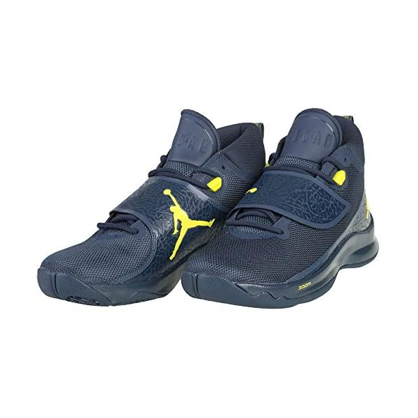 Nike Air Jordan Super Fly 5 PO grande taille jusqu'au 51,5