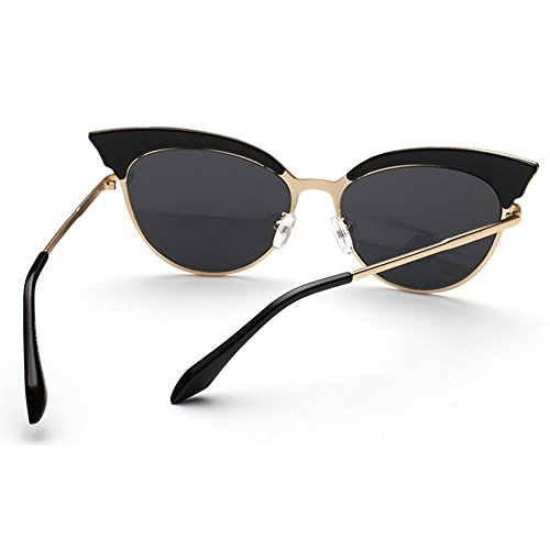 Sol Metal Gu Eyes de Conducir Cat C2 de C1 para Color Beach Marco UV al Aire Libre con Protección Lady'S Gafas Traveling Peggy twYxCd7q7