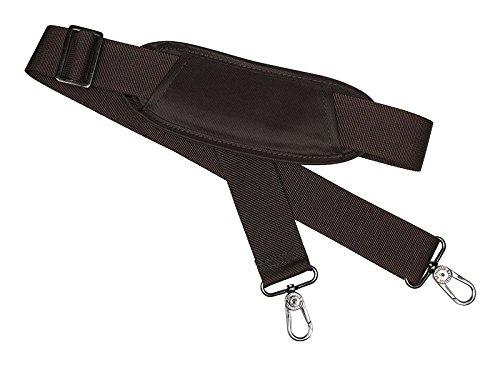 Schöne praktische Nylon U.S. Polo Assn Brown US15W019-05BR