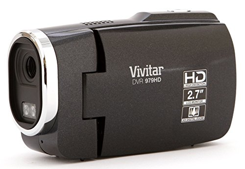 Vivitar 16.1 MP Digital Camera with 2.7-Inch TFT, Colors May Vary (DVR979HD)