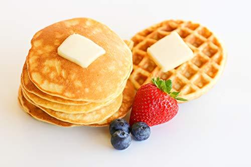 Good Dee's Pancake, Waffle & Scone Mix - Low Carb Keto Baking Mix (1g Net Carbs, 20 Pancakes) | Allulose Sweetened, Sugar-Free, Gluten-Free, Grain-Free & Soy-Free | Diebetic, Atkins & Vegan Friendly
