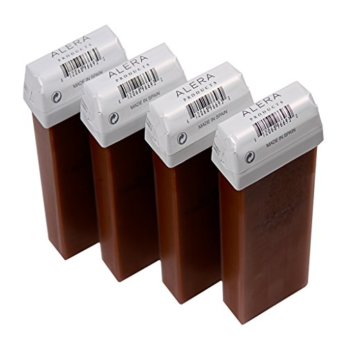 alera-products-roll-on-depilatory-soft-wax-chocolate-pack-of-4