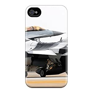 TYH - Hard Plastic Iphone 4/4s Case Back Cover,hot Airforce Fighters Case At Perfect Diy ending phone case