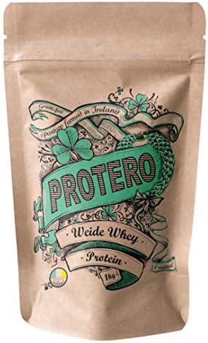 [Gesponsert]Protero Weide Whey Protein | Kakao - 1kg | Eiweißpulver aus irischer Weidemilch