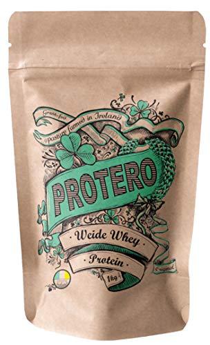 Protero Weide Whey Proteïne van Ierse weidemelk – Primaal (Vanille 1kg)