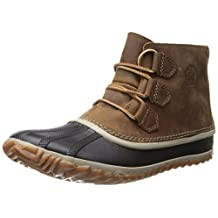 Sorel Women's Out N About Leather Waterproof Boot