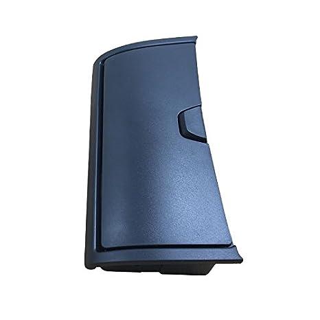 Black AnyCar Glasses Storage Box for Car Sunglasses Holder Case Storage Box Eye Glasses Box for BMW New X5 X6 F15 F16 Koomtoom