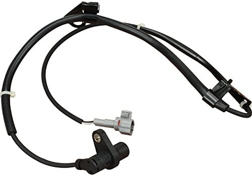 AIP Electronics ABS Anti-Lock Brake Wheel Speed Sensor Compatible Replacement For 2004-2008 Toyota Prius Front Right Passenger Oem Fit ABS587