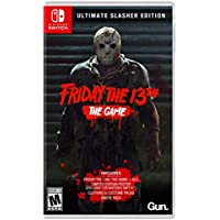 Friday The 13th: Game Ultimate Slasher Edition for Nintendo Switch by Nighthawk Interactive