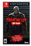 Friday The 13th: Game Ultimate Slasher Edition - Nintendo Switch for $39.99 at Amazon
