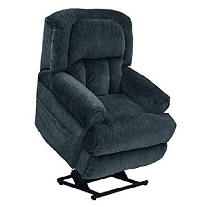 - 4847-23 (Element) Catnapper Burns Power Lift Chair & Recliner-Rated for 400 lbs. Extended Dual Motor Lift Chair. Controls Back and Ottoman Separately. Lay Flat Recliner. Free Curbside Delivery.