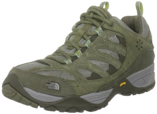 Gtx Xcr Shoe - The North Face Women's Sable GTX XCR Hiking Shoe T0ALRHJM6 Burnt Olive Green/Citronelle Green 7.5 UK