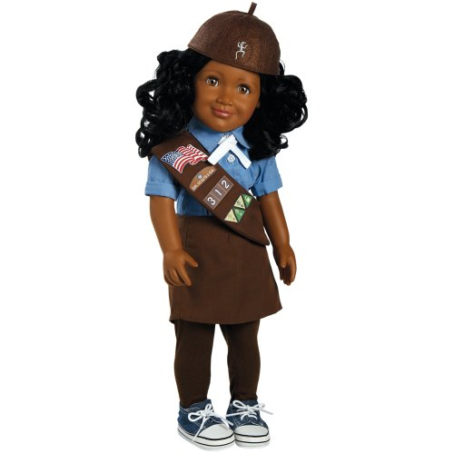 Adora Kayla Girl Scout Brownie 18