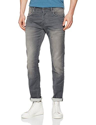Jones Denim Noos Grigio 079 Jeans amp; Uomo Jack Sc Jjleon grey Jjitim Indigo Knit 5agxAO8n