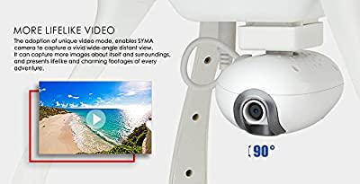 sea jump SYMA X8 pro Large GPS Real-time transmission 720p HD Aerial photo RC drone aircraft remote control aircraft helicopter from China