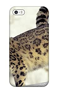 CnYeMTd7592sOnoN Rose Plumley Awesome Case Cover Compatible With Iphone 5/5s - Snow Leopard