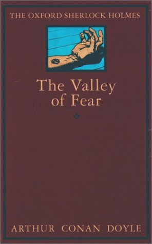 book cover of The Valley of Fear