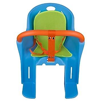 Amazon.com : DeFancy Child Bicycle Seat Rear-mount Plastic Baby ...