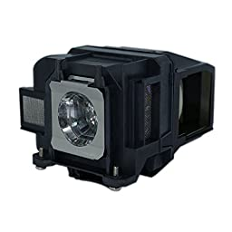 AuraBeam Professional Epson ELPLP78 Projector Replacement Lamp with Housing (Powered by Philips)