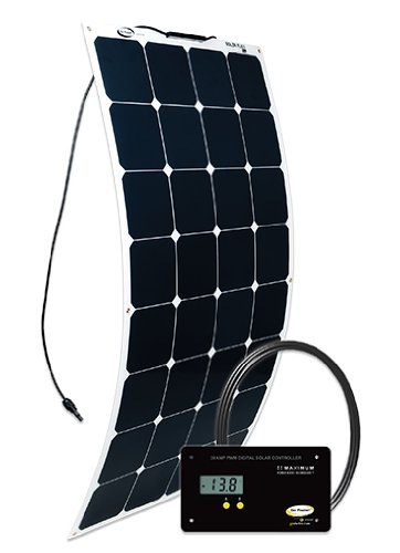 Top 5 Best Rv Solar Panels Review Panel Suitcase And
