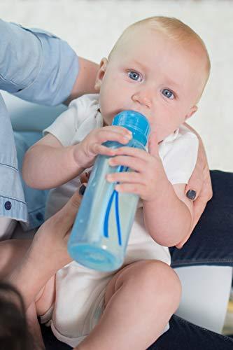 Dr. Brown's Options+ Baby Bottles Gift Set, Blue
