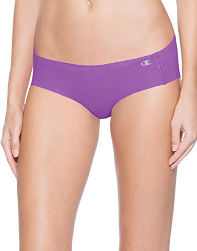Champion Women's Performance Laser Ccut Hipster, Purple Reef, Small