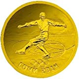 400 sheets in the Sochi Olympic Winter Games official commemorative gold coin Figure Skating Japan only