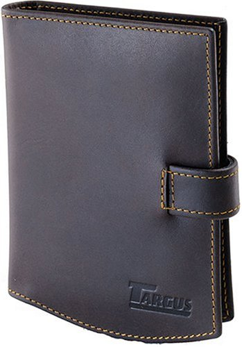 Targus CH056 PDA/Handheld Leather Wallet for Palm V - Timberline (Full-Grain (Palm Leather Pda)